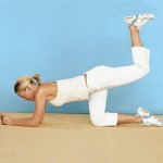 Leg exercises to reduce cellulite