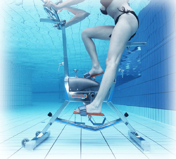 Aqua Spinning for Cellulite reduction