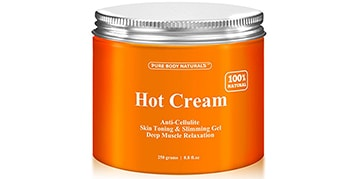 Hot Cream for Cellulite