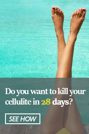 Kill cellulite in 28 days
